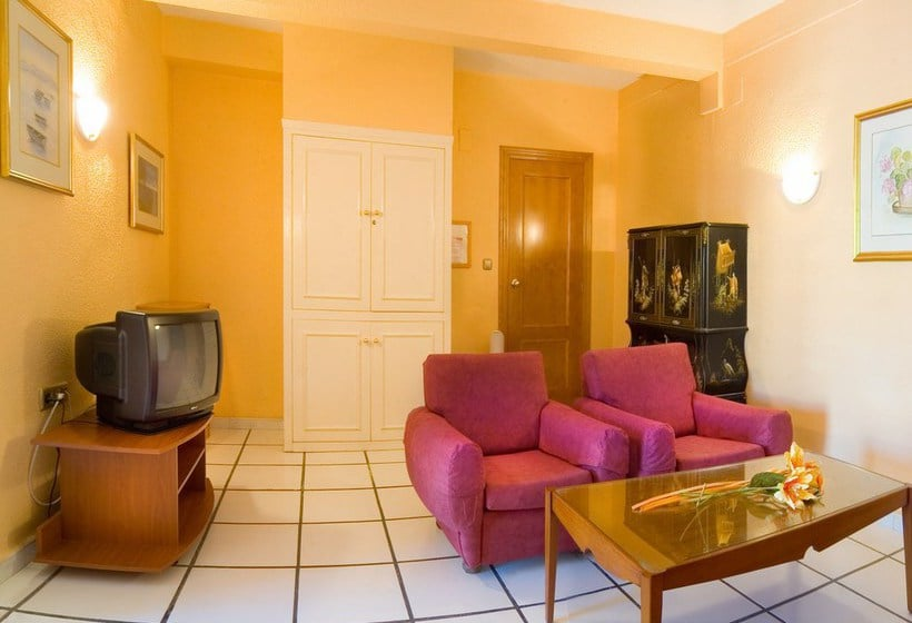 Habitación Hotel Magic Cristal Park Benidorm
