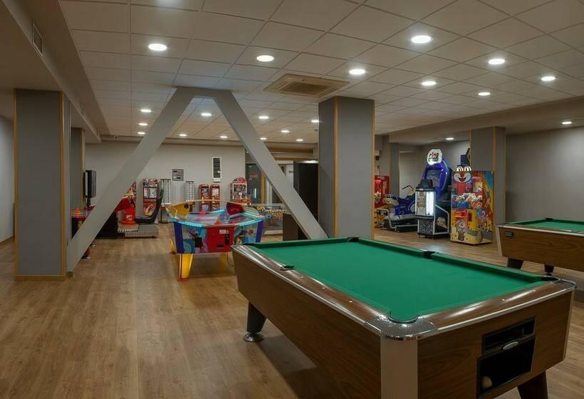Instalaciones deportivas Hotel RH Princesa Benidorm