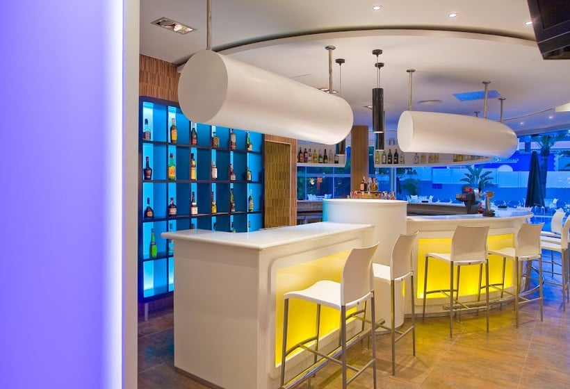 Cafetería Hotel RH Royal  All Inclusive - Adults Only Benidorm