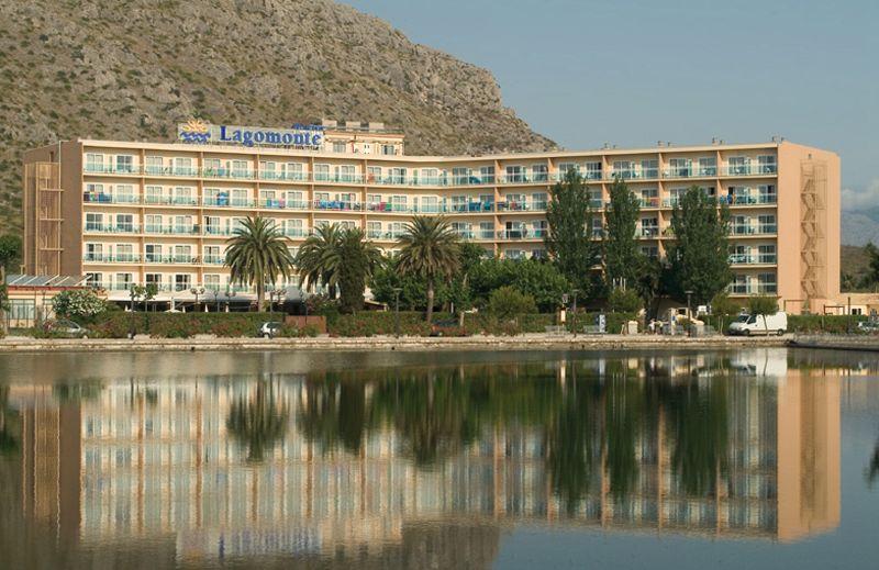 Hotel bellevue lagomonte en puerto de alcudia destinia - Piscina coberta l alcudia ...