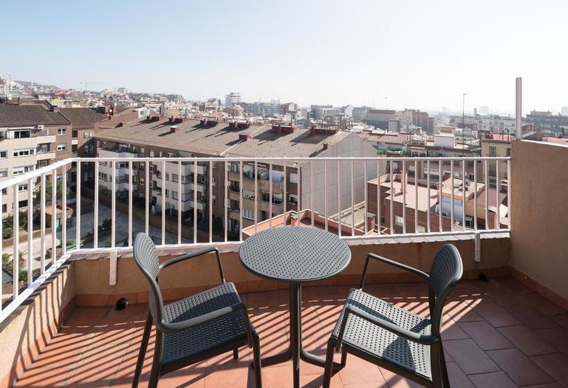 Hotel Catalonia Park Putxet En Barcelona Destinia