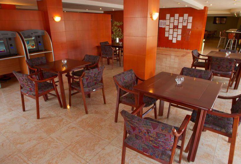 Zonas comunes Hotel Gandia Playa Gandía