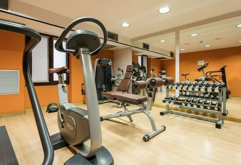 Sporteinrichtungen Hotel Ilunion Almirante Barcelona