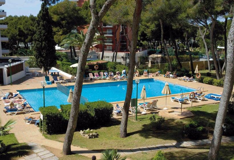 Exterior Hotel Riu Playa Park Playa de Palma