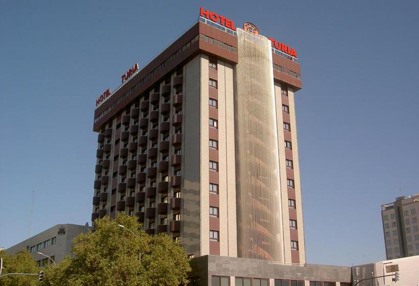 Exterior Hotel Turia Valencia
