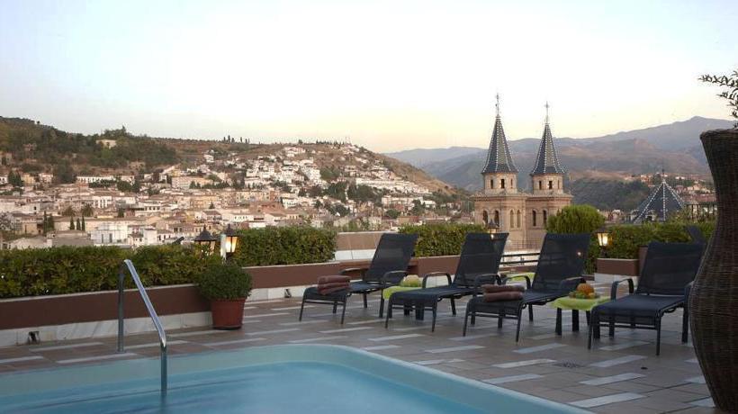 Thb El Respiro Ecolodge Hotel In Granada