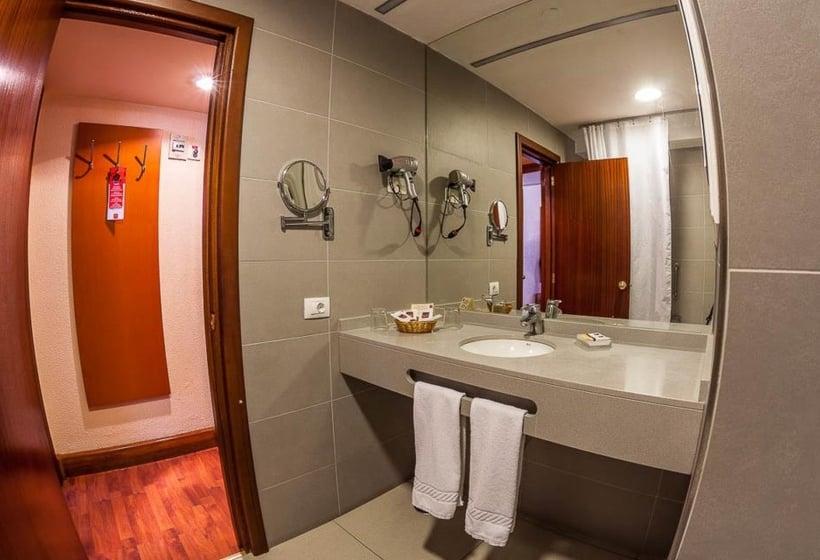 Cuarto de baño Hotel Bull Astoria Las Palmas de Gran Canaria