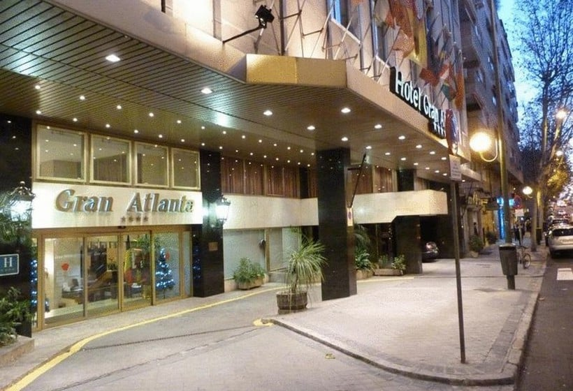 Exterior Hotel Gran Atlanta Madrid