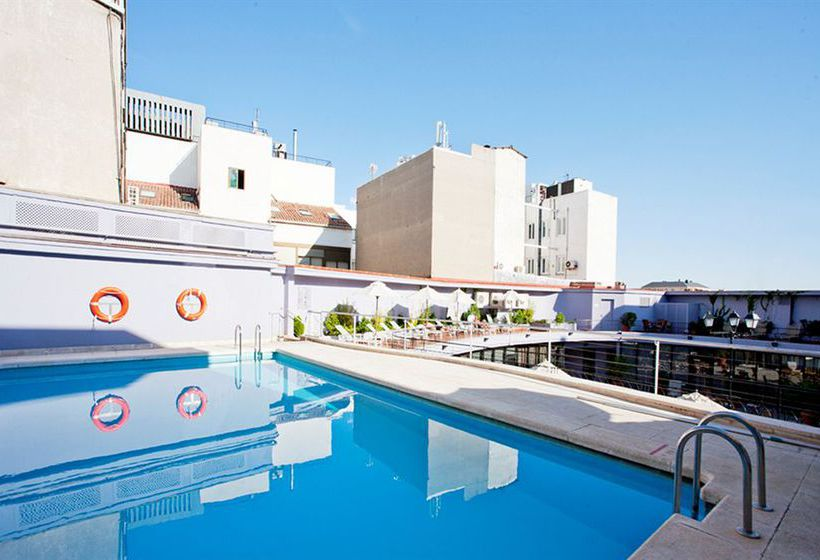Hotel nh collection madrid col n en madrid destinia for Hoteles nh madrid con piscina