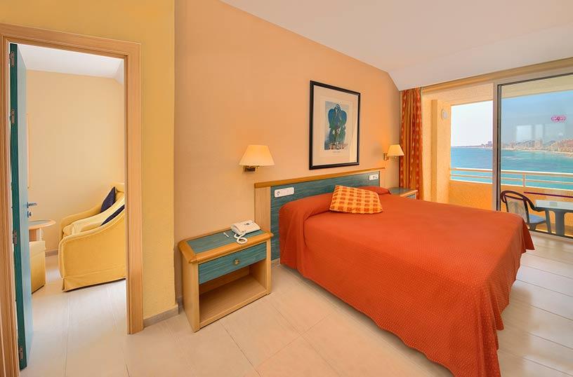 Habitación Hotel Servigroup Galúa La Manga del Mar Menor