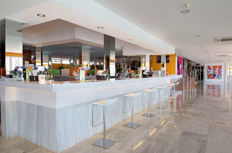 Cafetería Hotel Servigroup Galúa La Manga del Mar Menor