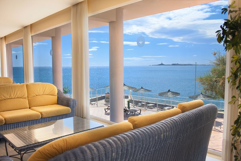 Zonas comunes Hotel Servigroup Galúa La Manga del Mar Menor