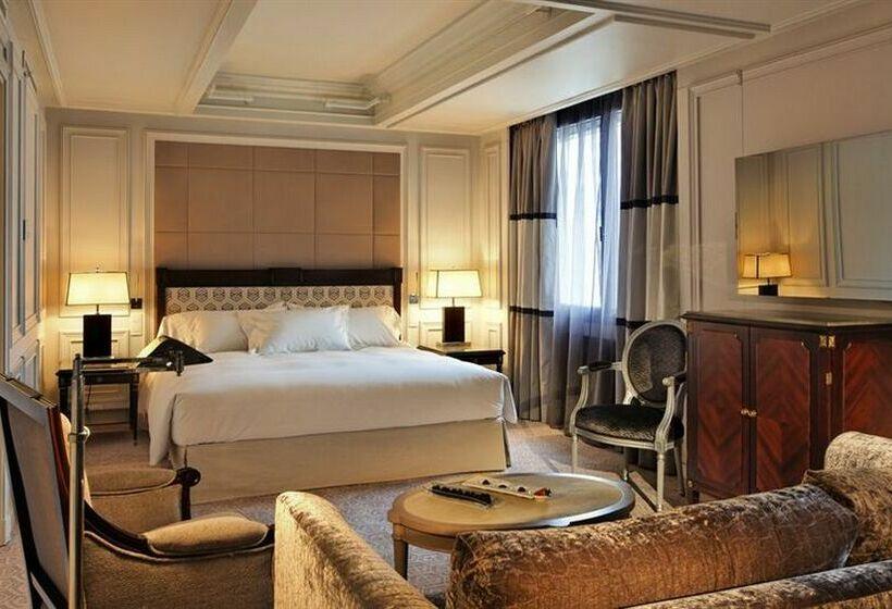 Hotel villa magna en madrid desde 181 destinia - Villamagna hotel madrid ...