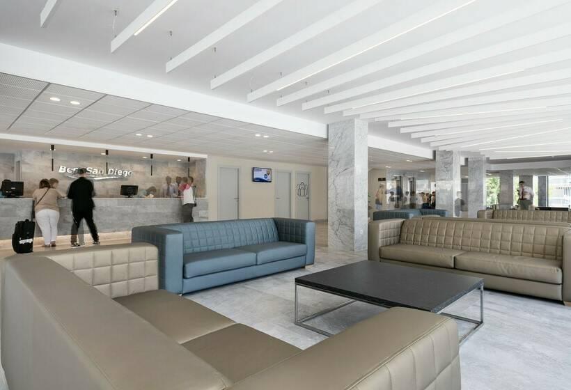 Zonas comunes Hotel Best San Diego Salou