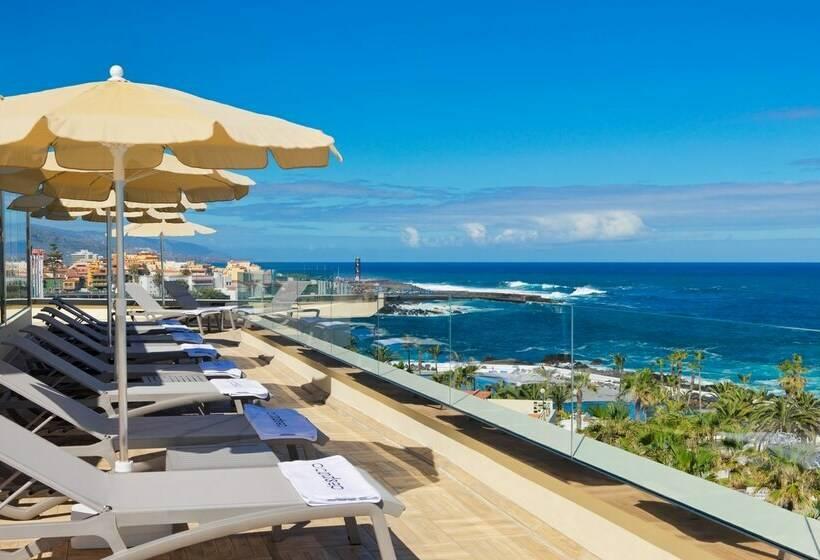 Hotel h10 tenerife playa en puerto de la cruz destinia - Playa puerto de la cruz tenerife ...