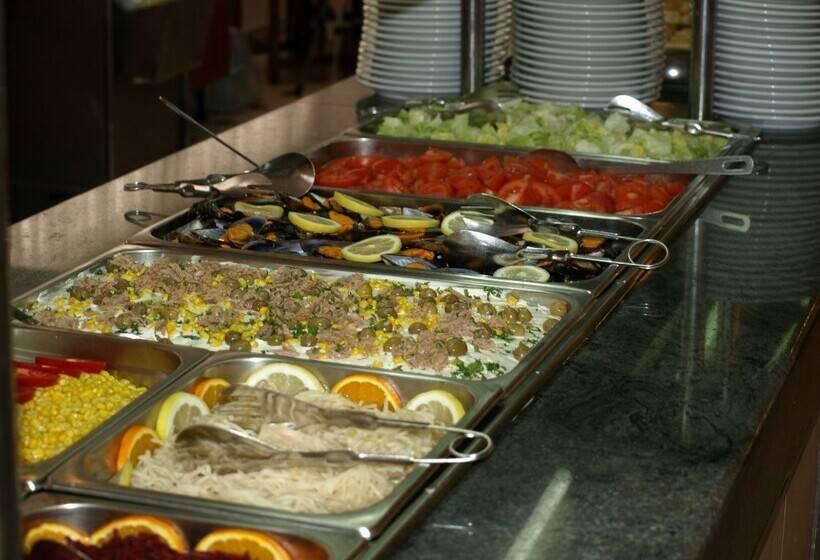 Restaurante Hotel Kristal Torremolinos