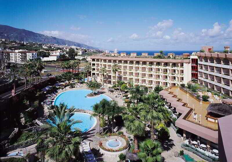 Hotel puerto palace en puerto de la cruz destinia - Hoteles en puerto de la cruz baratos ...