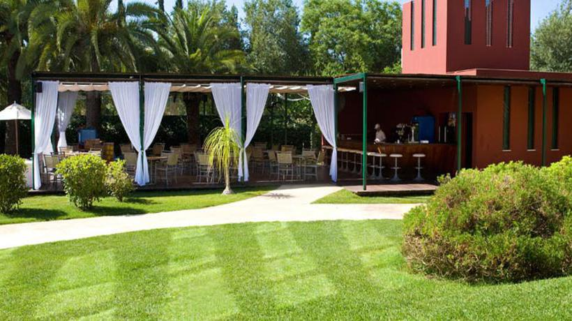 Terraza Hotel Silken Al-Andalus Palace Sevilla