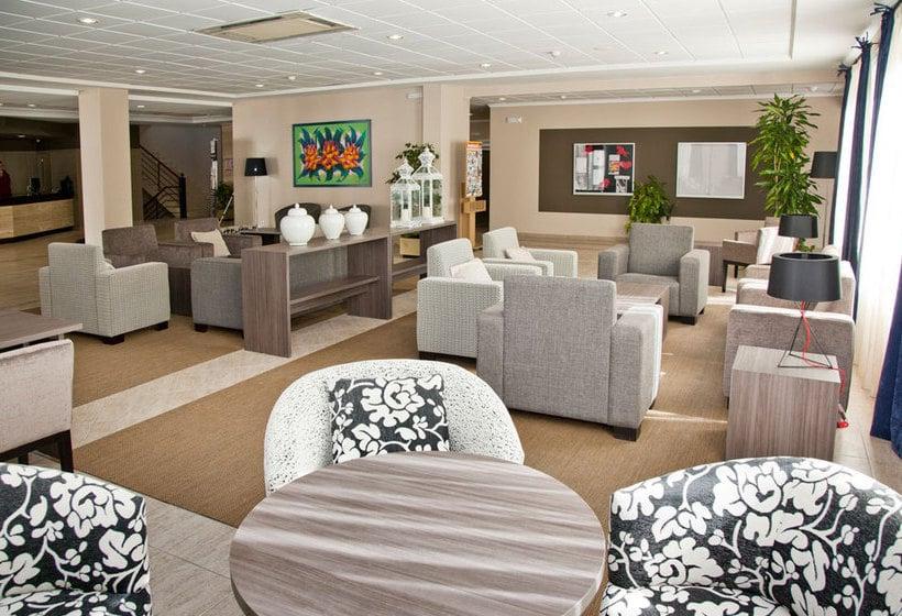 Zonas comunes Gran Hotel Las Fuentes Alcocéber