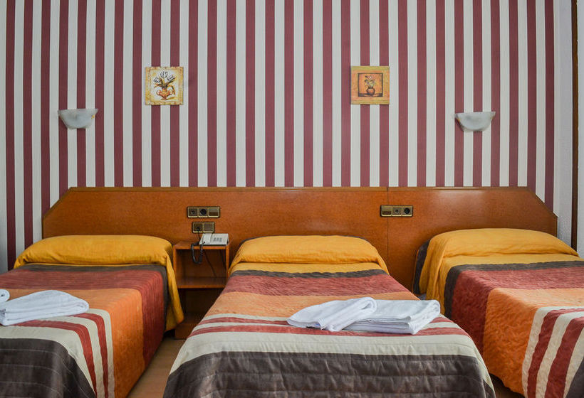 Hotel Cataluña Zaragoza