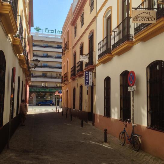 Trip Advisor San Francisco Hotel: Hotel Hostal San Francisco En Sevilla