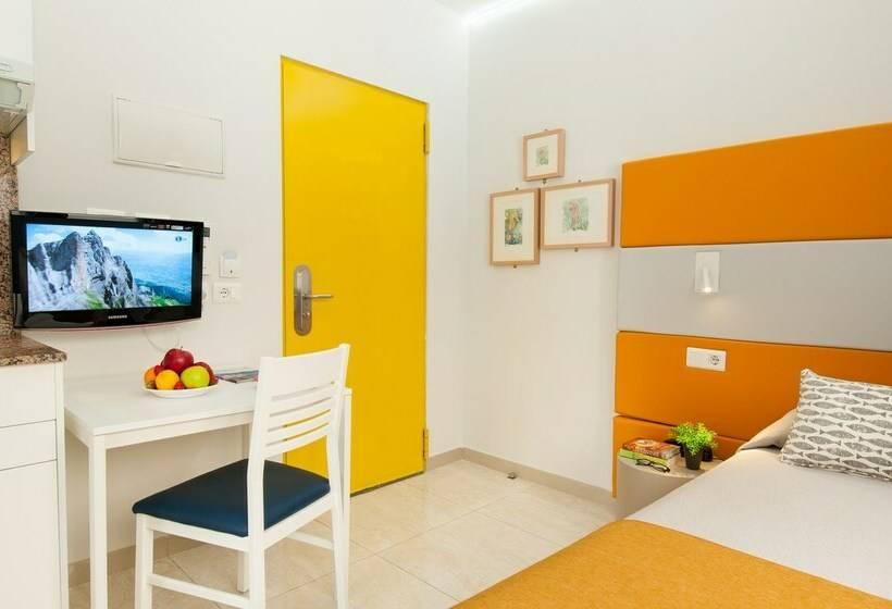 Hotel apartamento bajamar en las palmas de gran canaria destinia - Apartamento en las palmas de gran canaria ...