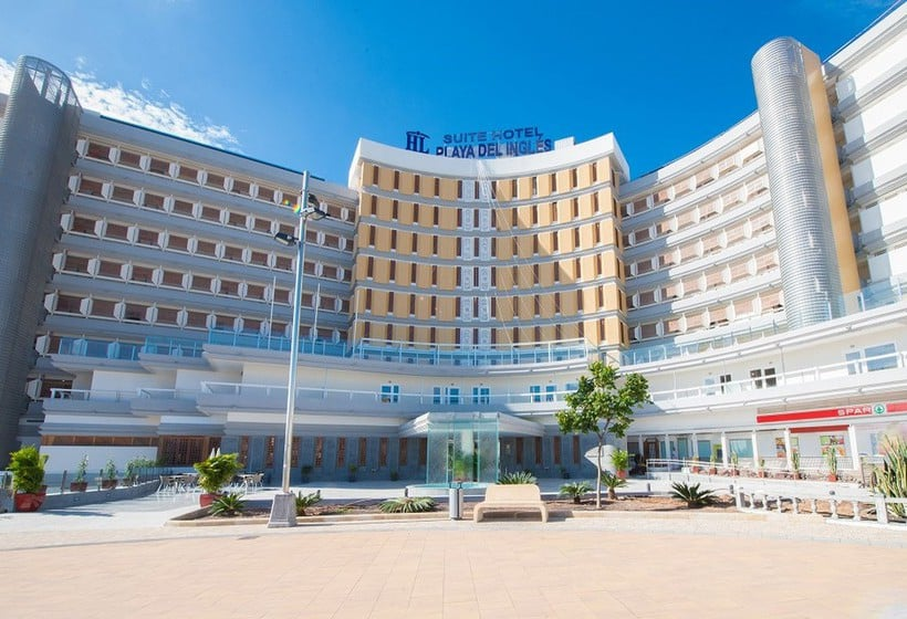 Exterior Suite Hotel Playa del Inglés