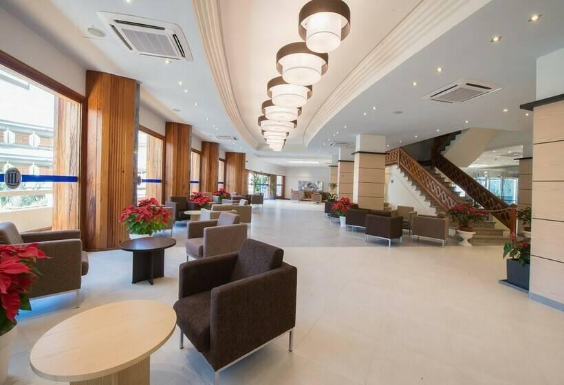 Zonas comunes Suite Hotel Playa del Inglés