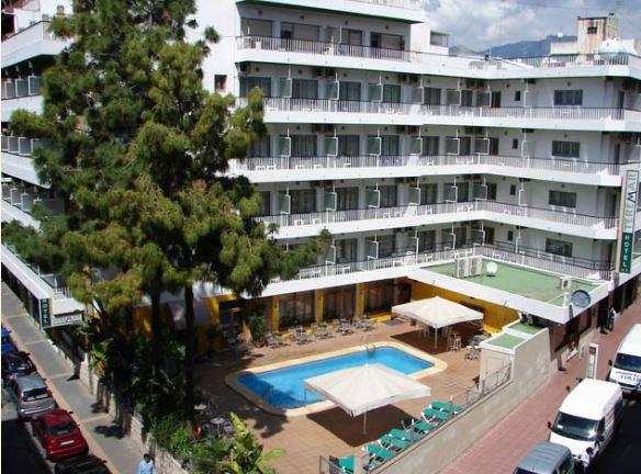 Hotel teremar en benidorm desde 26 destinia - Hoteles con piscina cubierta en benidorm ...