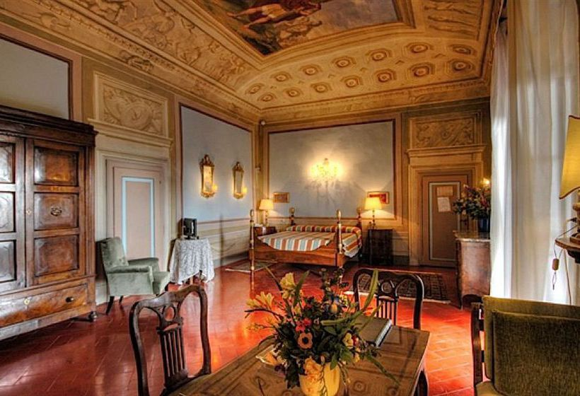 hotel villa villoresi en sesto fiorentino destinia