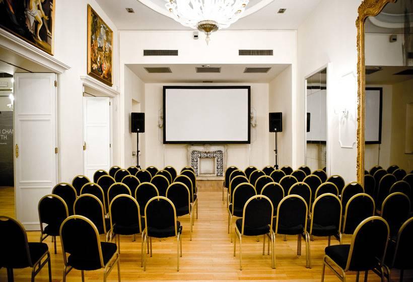 Salas de reuniones Hotel Savoy Roma
