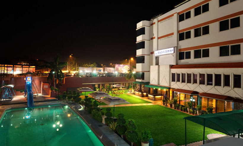 Hotel Amar Agra Las Mejores Ofertas Con Destinia