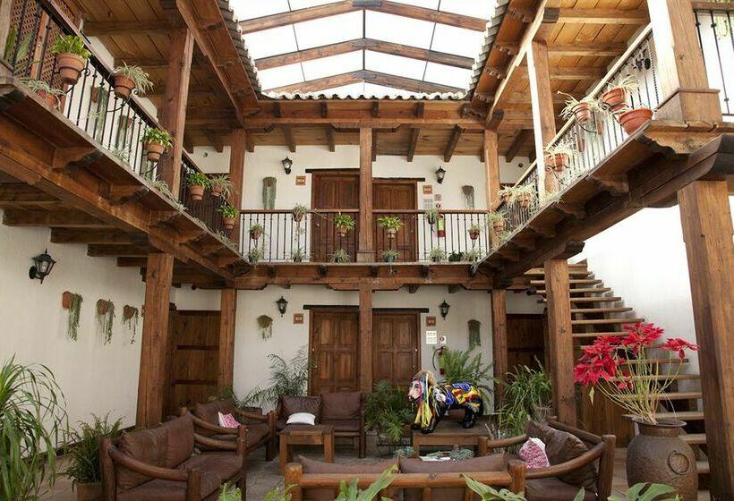 Hotel tierra y cielo en san crist bal de las casas destinia for Hotel azulejos san cristobal delas casas chiapas