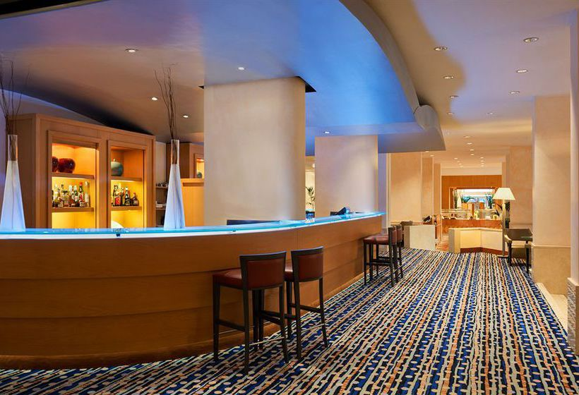 Hotel Hilton Rome Airport En Fiumicino Destinia