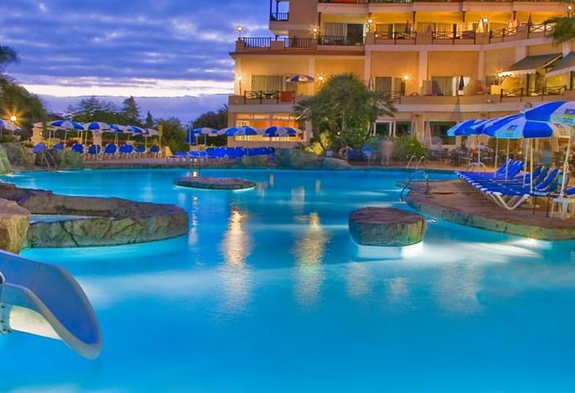 Hotel blue sea costa jardin spa en puerto de la cruz destinia - Hotel blue sea puerto resort tenerife ...