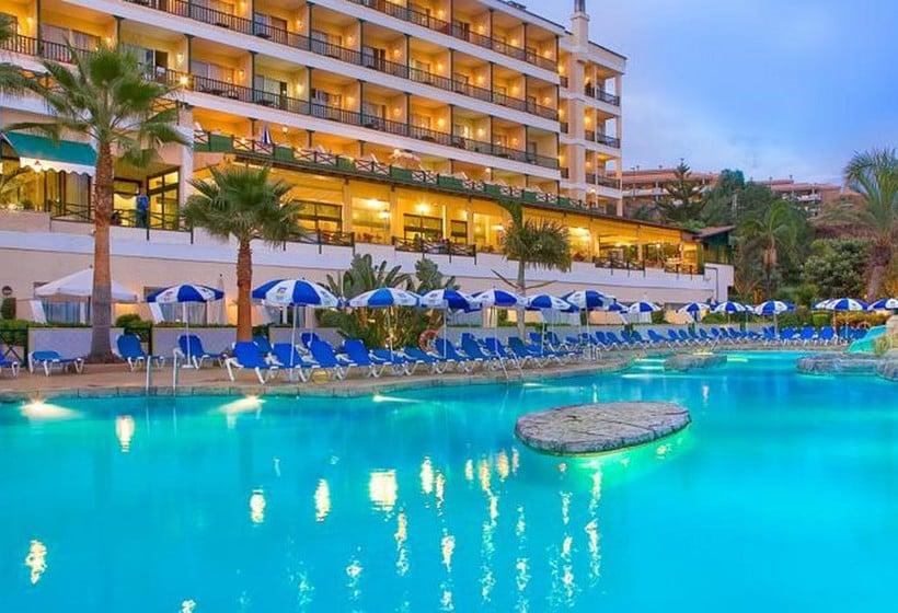 Piscina Diverhotel Tenerife Spa & Garden Puerto de la Cruz