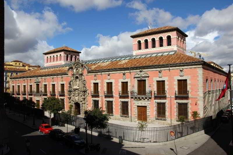 Aparthotel tribunal en madrid desde 35 destinia for Apparthotel 35