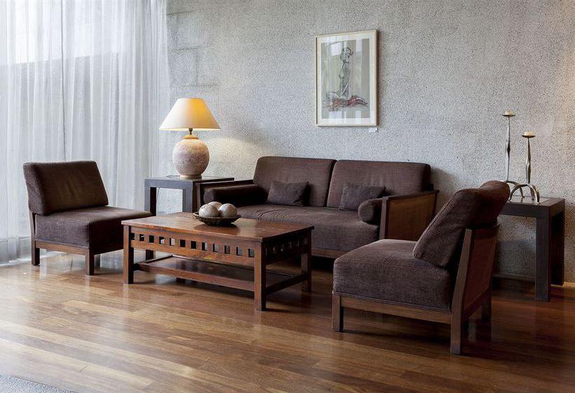 Zonas comunes Hotel AC Palacio del Carmen Santiago de Compostela