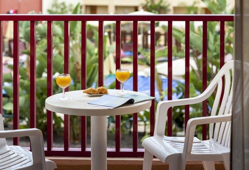 Terraza Hotel Best Jacaranda Costa Adeje