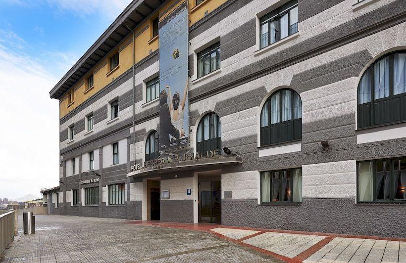 Exterior Hotel Hesperia Zubialde Bilbao