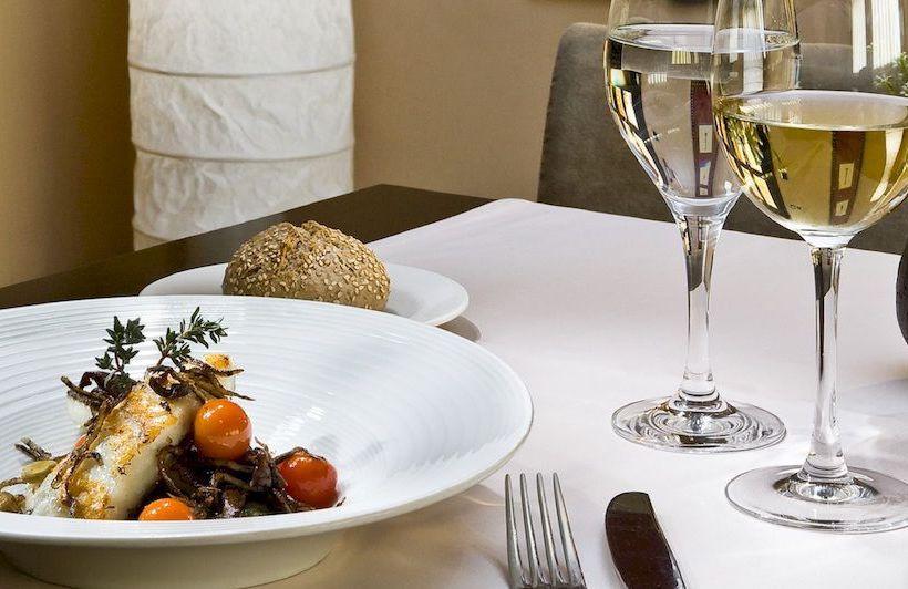 Restaurante Hotel Hesperia Zubialde Bilbao