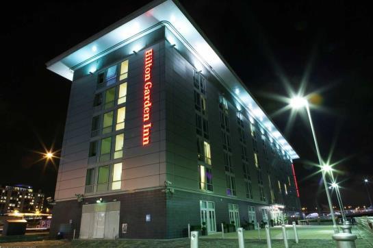 Hotel Hilton Garden Inn Glasgow City Centre