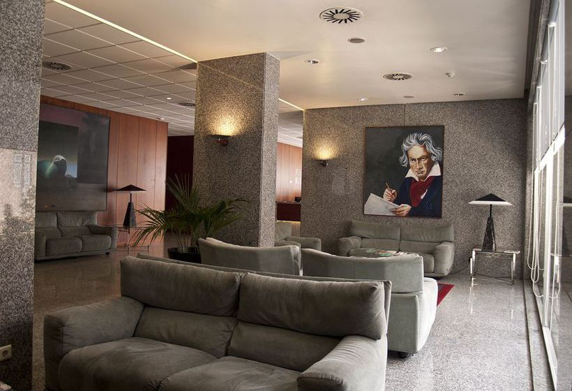 Zonas comunes Hotel 3K Madrid Lisboa