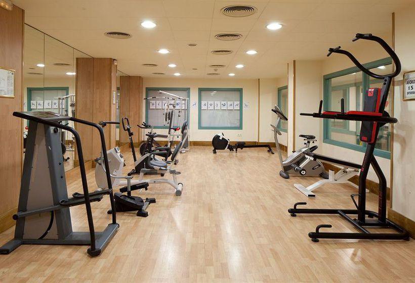 Instalaciones deportivas Hotel H Top Royal Star & Spa Lloret de Mar