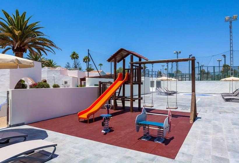 Instalaciones infantiles Sol Barbacán Playa del Inglés