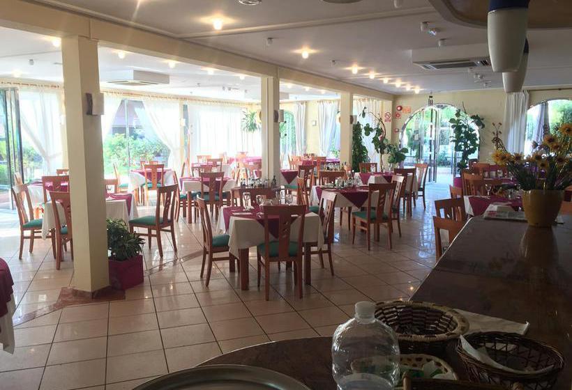 Restaurante Aparthotel Residencial Vidalbir L'Alfas del Pi