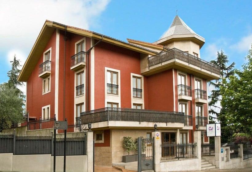 Exterior Hotel Ayre Alfonso II Oviedo