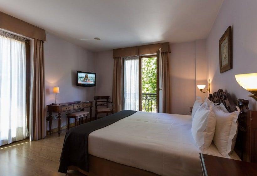 Habitación Hotel Ayre Alfonso II Oviedo