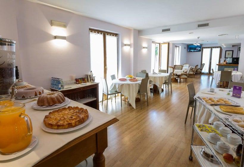 Restaurante Hotel Ayre Alfonso II Oviedo