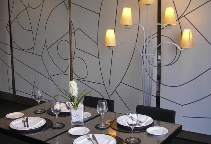 Restaurante Eurohotel Diagonal Port Barcelona